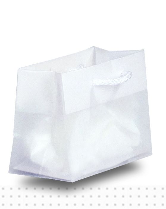 87f7f27a88 MINI Frosted Deluxe HD Plastic Bags