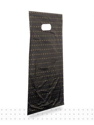 SMALL Gold Dots HD 1000/ctn 380x250