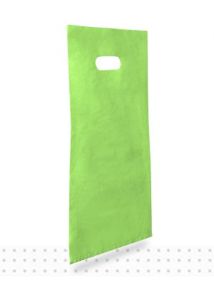 Plastic Carrier Bags SMALL Lime HD
