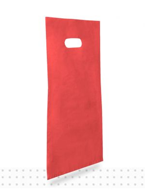Plastic Carrier Bags SMALL Red HD