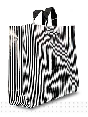 LARGE Black Stripes HD 250/ctn 350x450x120