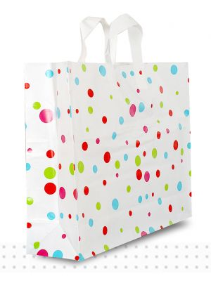 LARGE Polka Dots HD 250/ctn 350x450x120