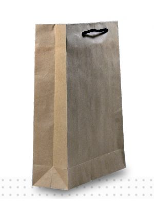 Brown Paper Bags SMALL Deluxe