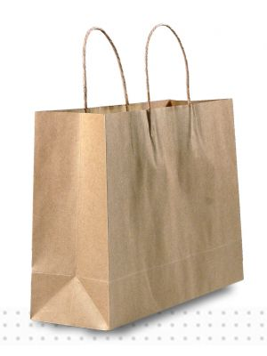 Brown Paper Bags SMALL BOUTIQUE Regular