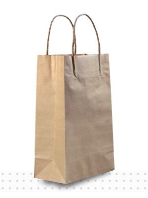 Brown Paper Bags JUNIOR Regular