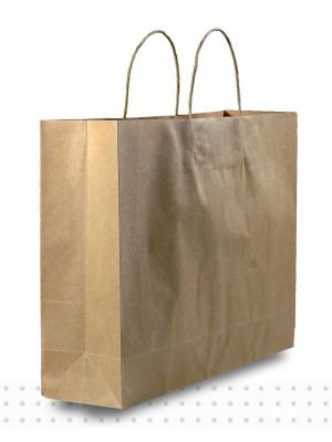 Brown Paper Bags MIDI BOUTIQUE Regular