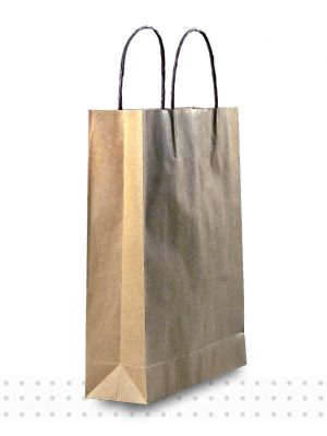 Brown Paper Bags SMALL Regular