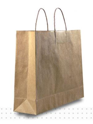 Brown Paper Bags BOUTIQUE Regular