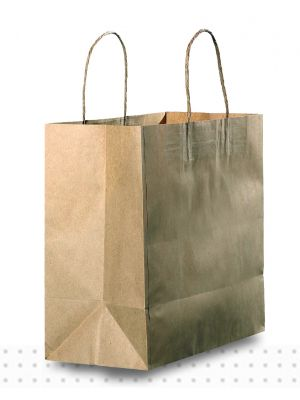 Brown Paper Bags BOXER SML Regular