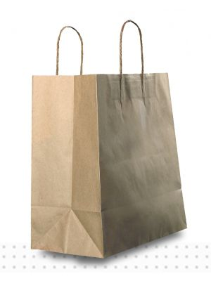 Brown Paper Bags BOXER MED Regular