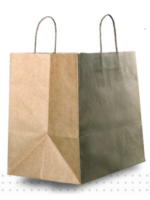 Brown Paper Bags BOXER LGE Regular