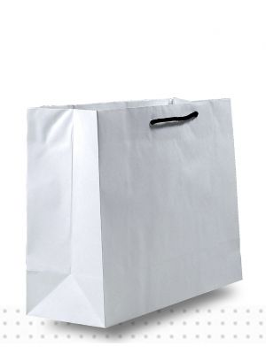 White Paper Bags SMALL BOUTIQUE Deluxe