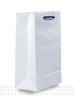 White Paper Bags JUNIOR Deluxe