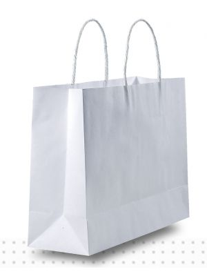 White Paper Bags SMALL BOUTIQUE