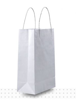 White Paper Bags JUNIOR
