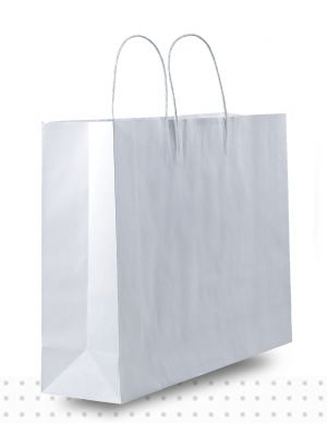 White Paper Bags MIDI BOUTIQUE