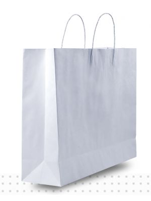 White Paper Bags BOUTIQUE Regular