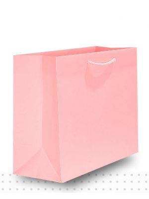 MEDIUM Matte Pale Pink Lux 100/ctn 250x330x125