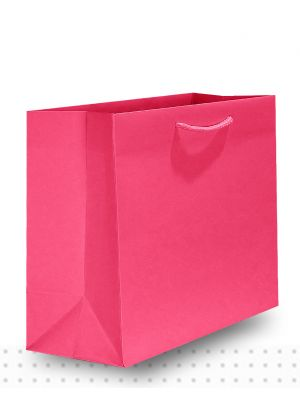 MEDIUM Matte Hot Pink Lux 100/ctn 250x330x125