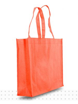 Plain TOTE Bags RED