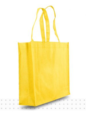 Plain TOTE Bags YELLOW