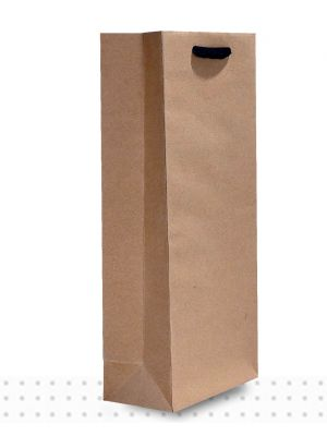 Wine Bags DBLE Brown Deluxe